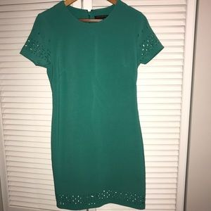 Green Banana Republic dress size 4